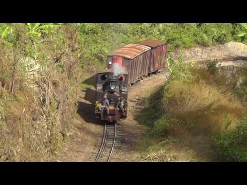 Burma Mines Railway 2013  Part 2 of 4
