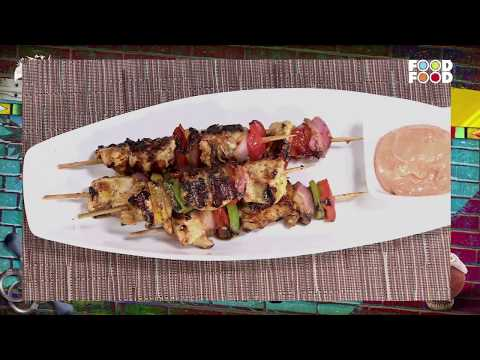 Schezwan Chicken Tikka | Turban Tadka | Chef Harpal Singh | FoodFood