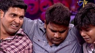 Jabardasth - Sudigali Sudheer Performance on 15th August 2013