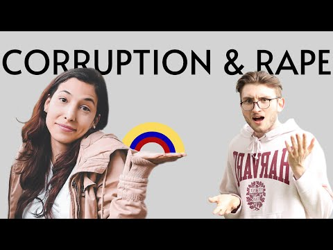 Real Life: Colombia. Money, Rape, Corruption & Business. Why I left Colombia.