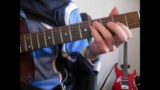 Рюмка водки на столе - Как научиться играть на гитаре