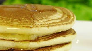 Американские блинчики видео рецепт(Спонсор рецепта KitchenAid : http://goo.gl/665Dk6 Американские блинчики Pancakes. Ингредиенты: ..., 2015-12-17T15:00:01.000Z)