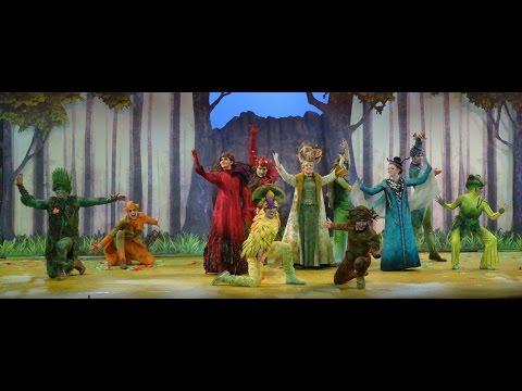 The Forest of Enchantment:  A Disney Musical Adventure - La foret de l'enchantement Disneyland Paris