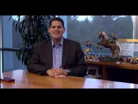 A Candid Interview With Reggie Fils-Aime
