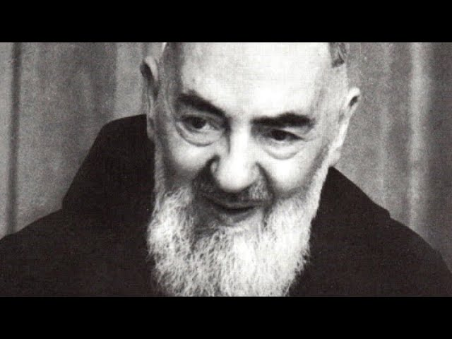 Padre Pio: Graces and Favors Received Through His Intercession