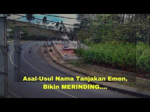 Inilah Asal Usul Nama Tanjakan Emen, Lokasi Kecelakaan Maut Bus Pariwisata di Ciater Subang