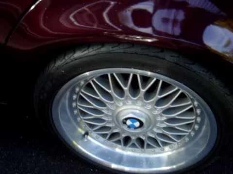 "BMW Rims Style >> BMW BBS 18"" Style 5 Wheels Staggered E38,E31,E30M3,E39s, Deep Dish 528i SPort - YouTube"