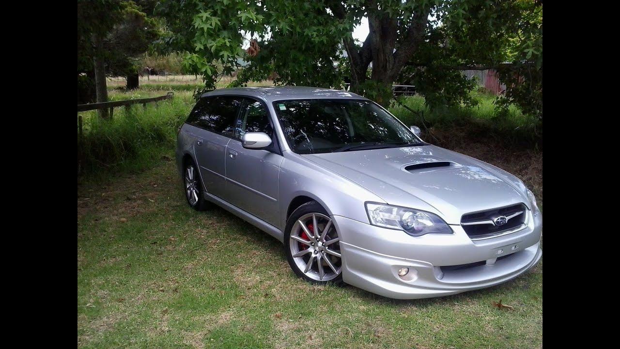 Subaru legacy gt 2003