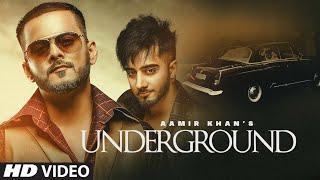 Underground (Full Song) Aamir Khan | Mr Dee | Mr Pendu | Nav Sandhu | Latest Punjabi Songs 2021