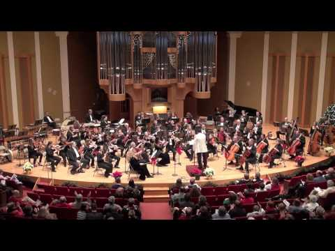 December 14, 2014: Central Ohio Symphony Holiday concert