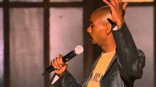 Dave Chappelle - Michael & Wrinkle Free (Stand Up Comedy Pt. 11)