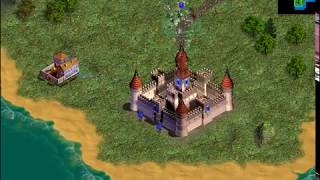 Warlords 4: Heroes of Etheria (2003) gameplay