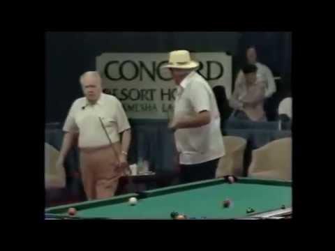 Minnesota Fats vs U J Puckett Legends of Pocket Billiards