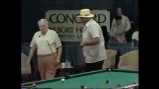Minnesota Fats vs U J Puckett Legends of Pocket Billiards