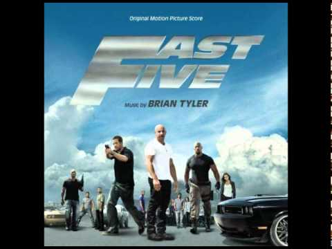 Fast Five Soundtrack - Brian Tyler - The Perfect Crew