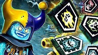 ДЖЕСТРО - LEGO Nexo Knights Merlok 2.0 - Игра про Мультики Лего Нексо Найтс Видео для Детей