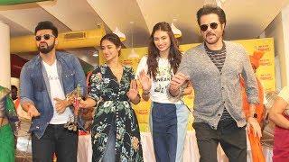 UNCUT- Arjun Kapoor,Anil Kapoor,Athiya ,Ileana Launches 'The Google' Song at Radio Mirchi | SpotboyE