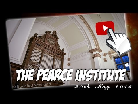 The Pearce Institute - May 2015
