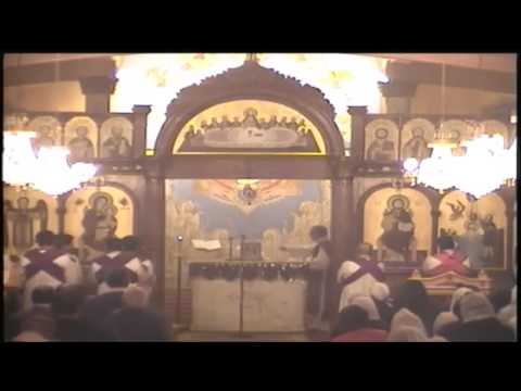 Arsani Sidarous - Glorification for St Mercurius - Dec 03, 2016