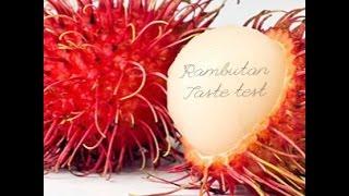 Ep:106 Rambutan taste test.