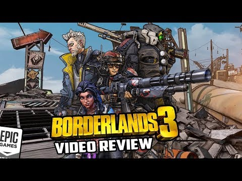 Borderlands 3 Review - Loot All The Guns