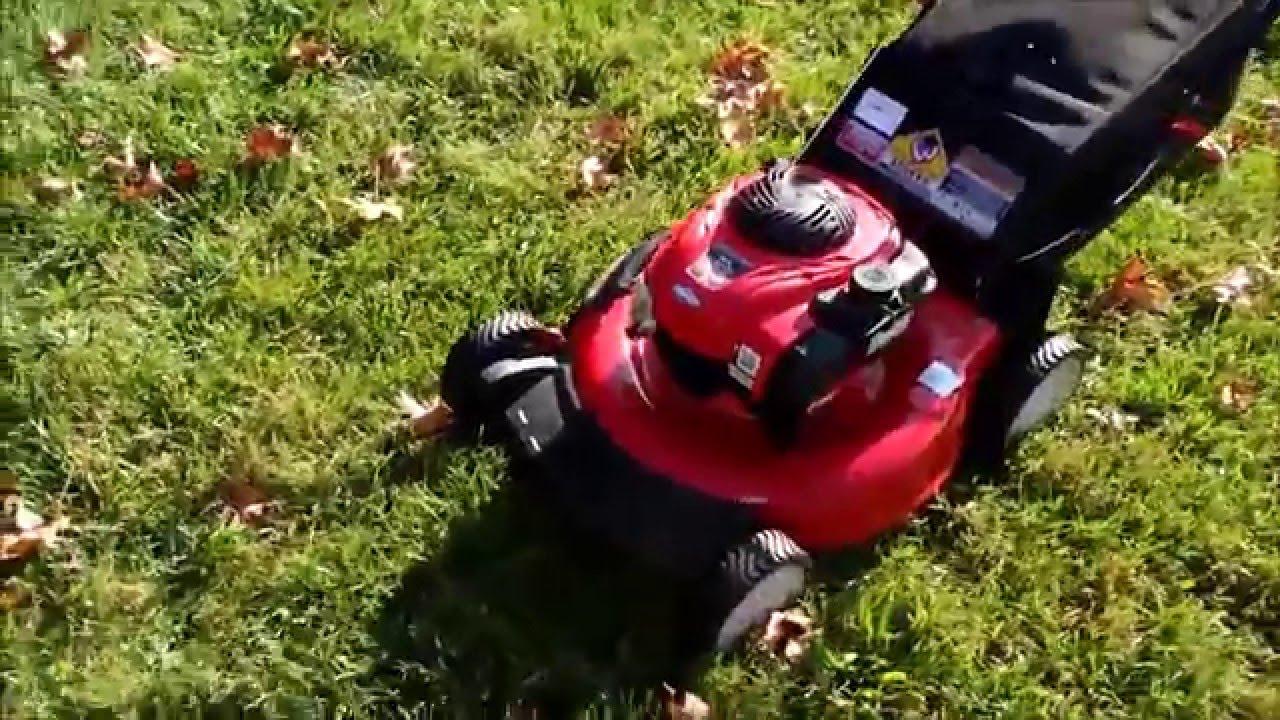 Troy Bilt Tb110 Lawn Mower B Amp S 550ex Series Engine Final