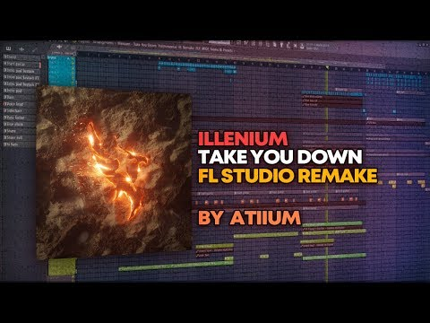 ILLENIUM - Take You Down [FULL FL Studio Remake + FREE FLP]