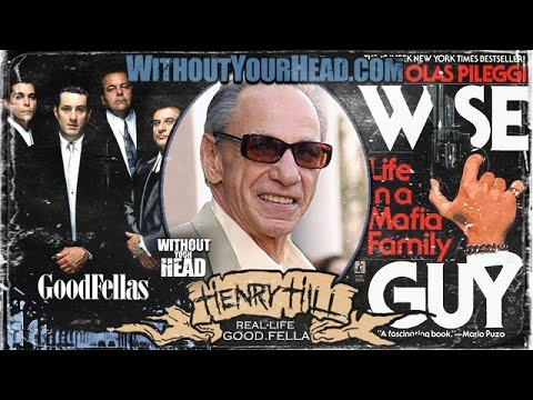 Henry Hill real life Goodfellas interview from Without Your Head Horror podcast