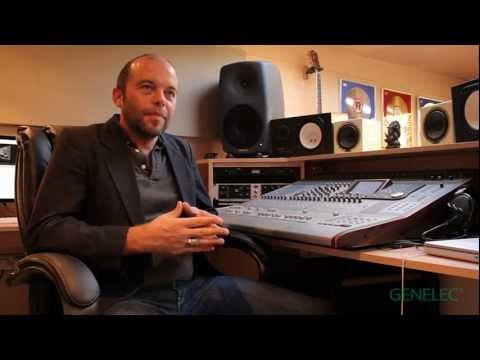 Mark Gardener (RIDE) Interview on Music, his Genelec 8260's & More...