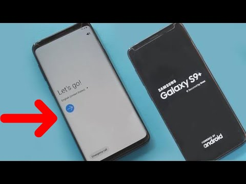Smsung S9 Plus Frp Unlock/Bypass Google Account August 2019 Android 9 New Method