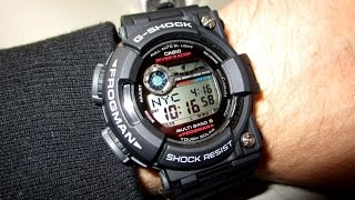 G-Shock Frogman GWF1000-1 unboxing byTheDoktor210884