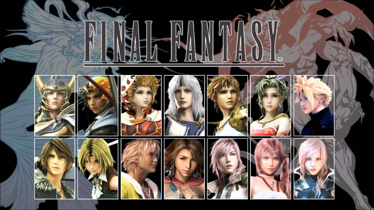 Update: Final Fantasy Games Coming to Nintendo Switch and ...