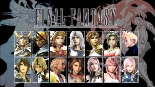 Final Fantasy - All Main Battle Themes V2