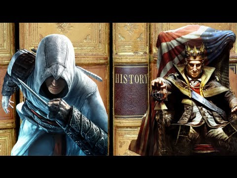 The REAL History Behind Assassin's Creed