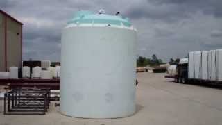 5,000 Gallon Double Wall Tank - Completely Welded/sealed Containment