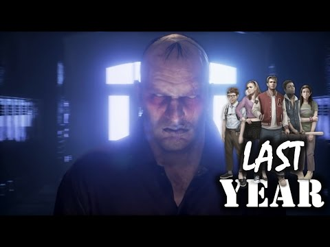 Last Year: The Game - хоррор игра по типу Dead by Daylight и Friday The 13th: The Game