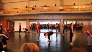4 курс, Contemporary - современный танец