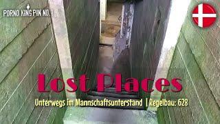 ★ Lost Places (Unterwegs im Mannschaftsunterstand der Wehrmacht    Regelbau 628)