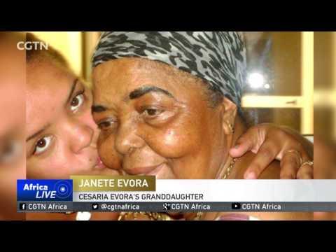 Cape Verde Series: Legendary musician Cesaria Evora