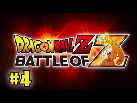 Dragon Ball Z: Battle of Z Lets Play Part 4/Patty Cake Nappa
