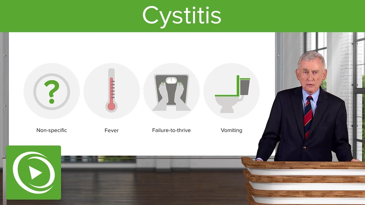 Cystitis – Infectious Diseases | Lecturio