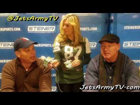 JETS ARMY TV w DJ CHEF & Crazy Chrissy! 2017 Special w the NY Sack Exchange.
