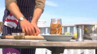 Dish with a View: How To Make An Edgartown Summer Salad