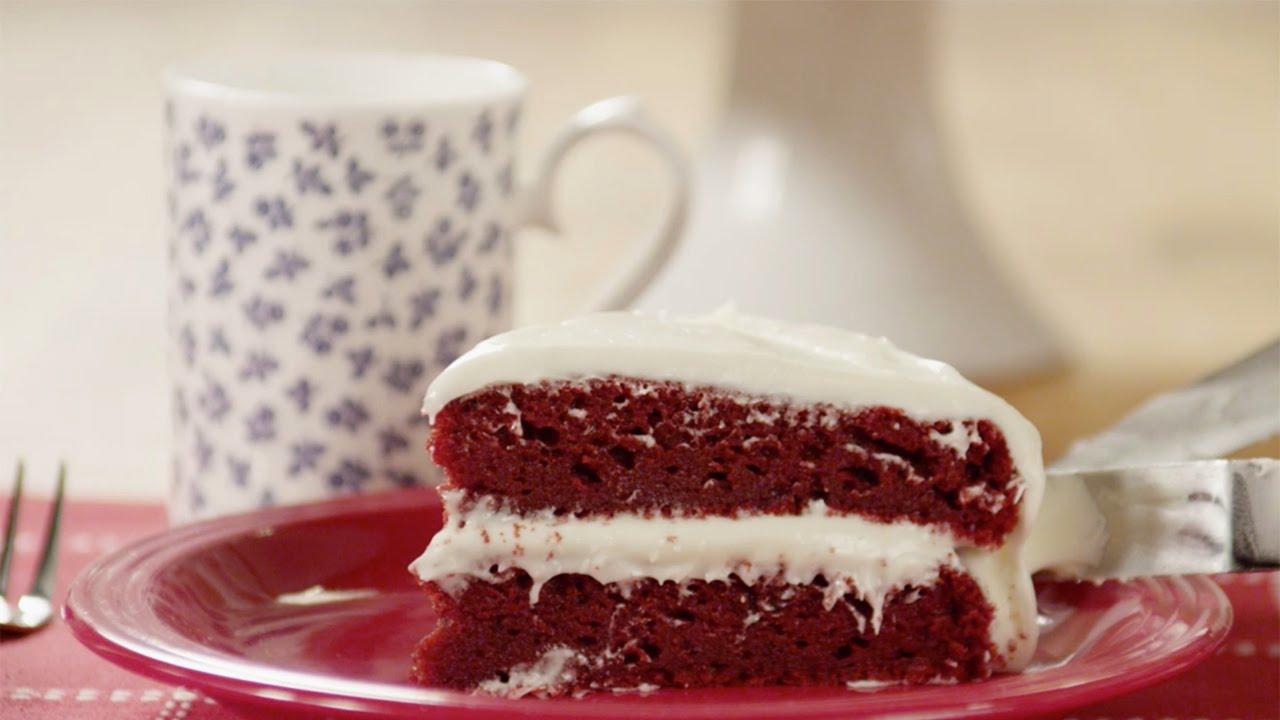Gluten Free Cake Recipe Red Velvet Cake Youtube