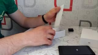 Розпакування Xiaomi Redmi 4X, думка про магазині Fantacy technology.