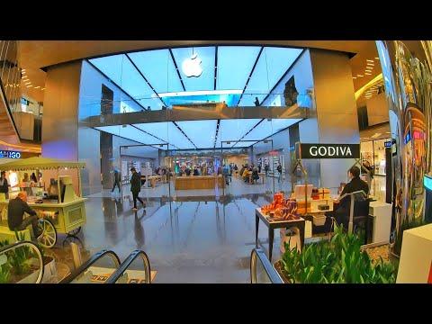Zorlu Center Shopping Mall | Istanbul 🇹🇷 [4K]