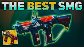 The Best SMG currently (The Huckleberry) Sandbox 2.6.0.1 | Destiny 2 Shadowkeep