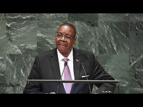 Mutharika Confirmed Winner Of Malawi's Presidential Election