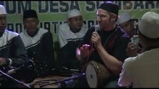 Jamming darbuka master Daood feat Darbuka Al Hubbi pemalang