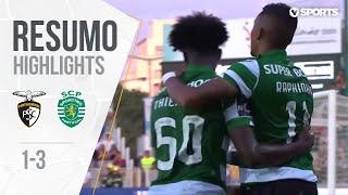 Highlights   Resumo: Portimonense 1-3 Sporting (Liga 19/20 #3)